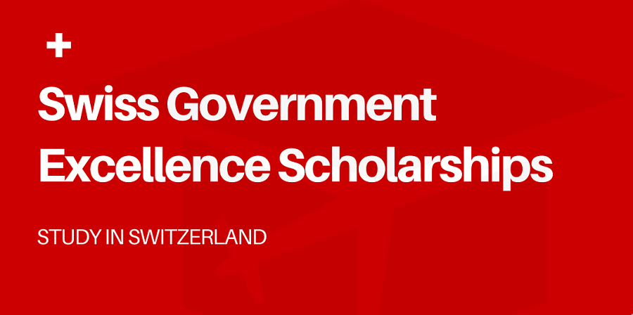 Photo of Swiss Government Excellence Scholarships 2021/2022