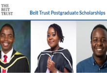 Photo of Beit Trust Postgraduate Scholarships in UK and South Africa 2022