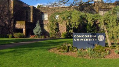 Photo of Entrance Scholarship at Concordia University of Edmonton in Canada 2021