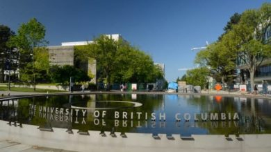 Photo of General Bursary Program at UBC in Canada 2021
