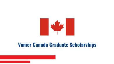 Photo of Vanier Canada Graduate Scholarship in Canada 2021