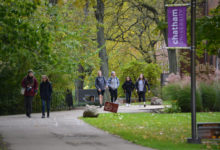Photo of Presidential Scholarship at Chatham University in USA 2022