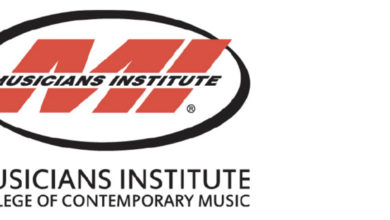 Photo of International President Awards at Musicians Institute in USA 2021