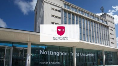 Photo of International Undergraduate Scholarships at Nottingham Trent University in UK 2021