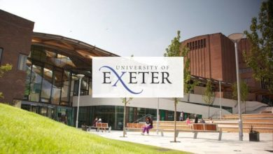 Photo of Al-Qasimi PhD Studentship at University of Exeter in UK 2021