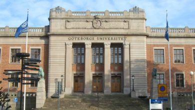Photo of University of Gothenburg Axel Adler Scholarship in Sweden 2021