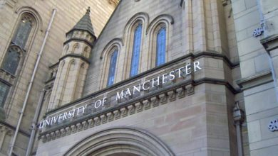Photo of Stuart Hall Foundation PhD Studentship at University of Manchester in UK 2021