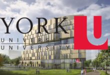 Photo of International Entrance Awards at York University in Canada 2021