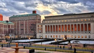 Photo of Columbia University Scholarship for Displaced Students in USA 2021