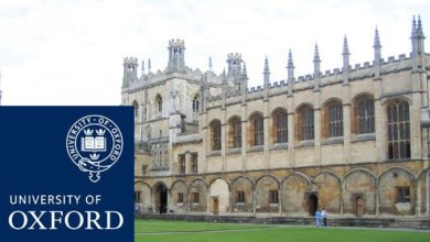 Photo of Rhodes Scholarships at University of Oxford in UK 2022